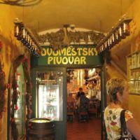 «Новоместский пивовар» в Праге