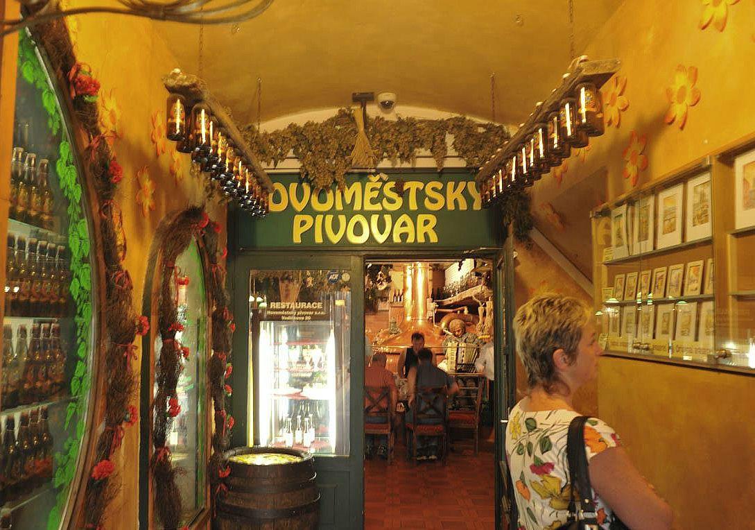 Новоместский пивовар в Праге