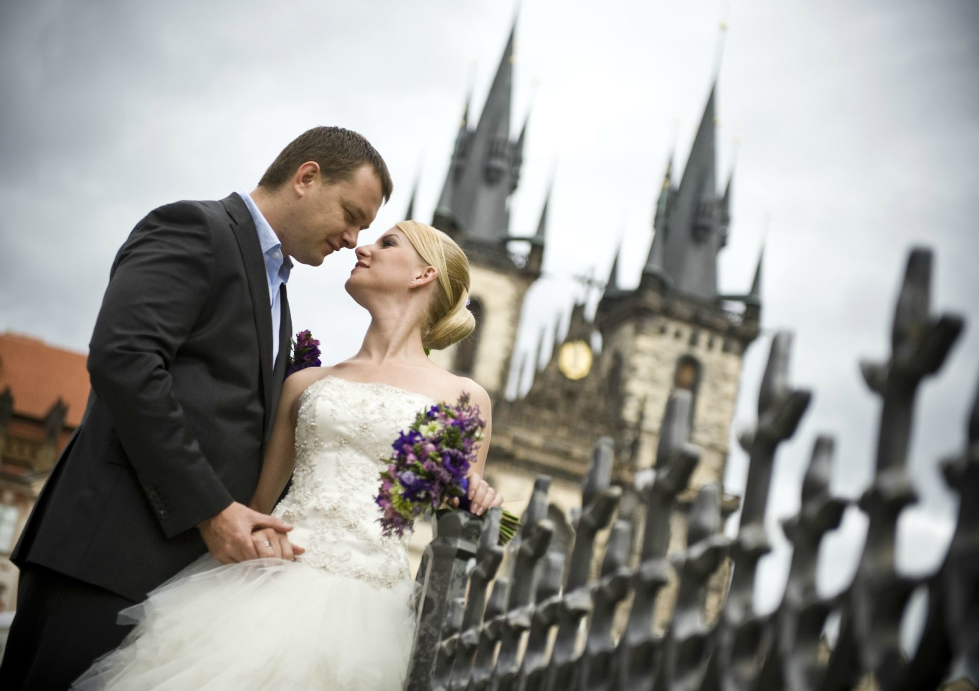 Отпраздновать свадьбу в Праге