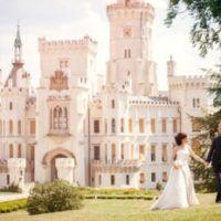 Свадьба в замках Праги и Чехии