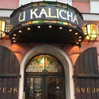 Пивной ресторан «У чаши» в Праге