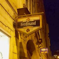 Пивной ресторан «Фердинанда» в Праге