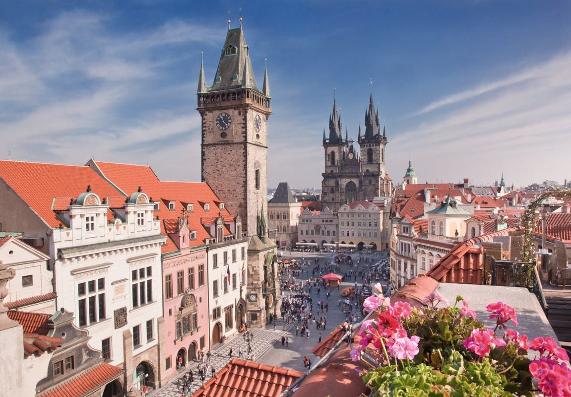 новости Праги