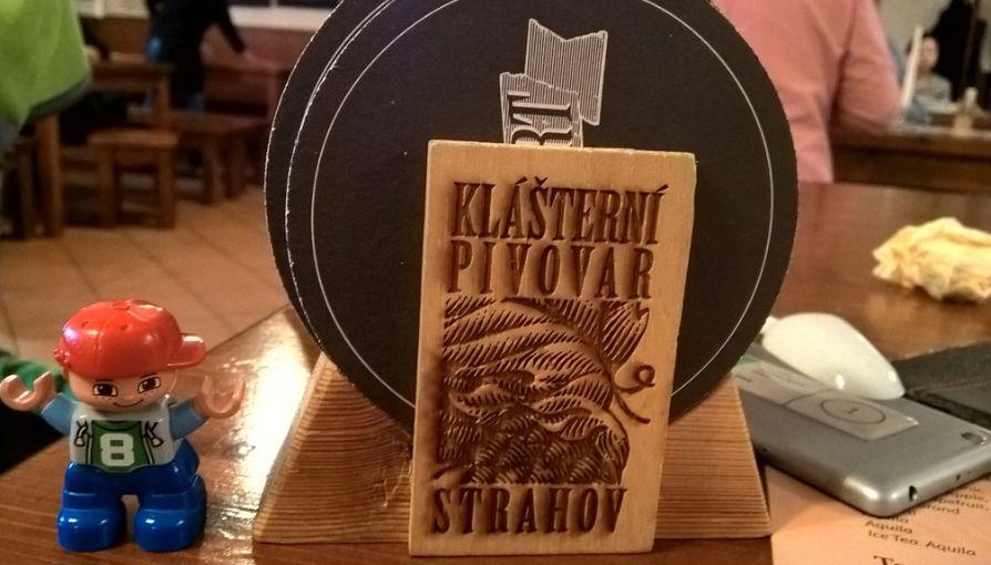 пивоварня Страгов в Праге