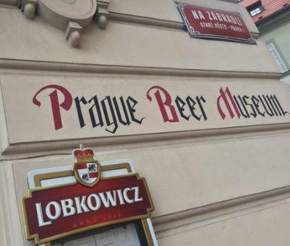 Пражский пивной музей