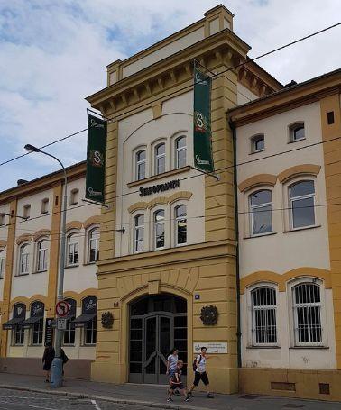 На верандах в Праге