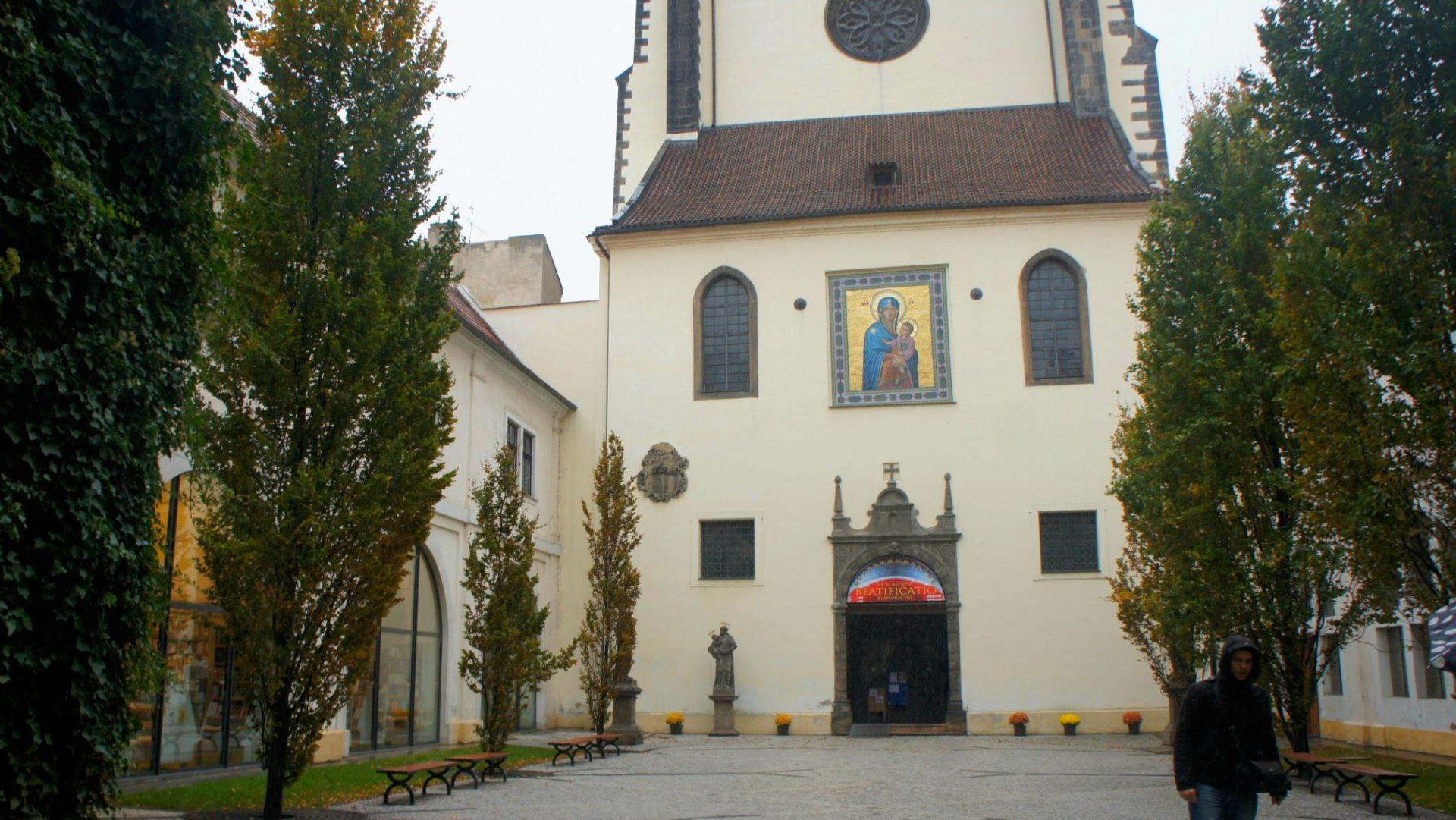 храм Девы Марии Снежной