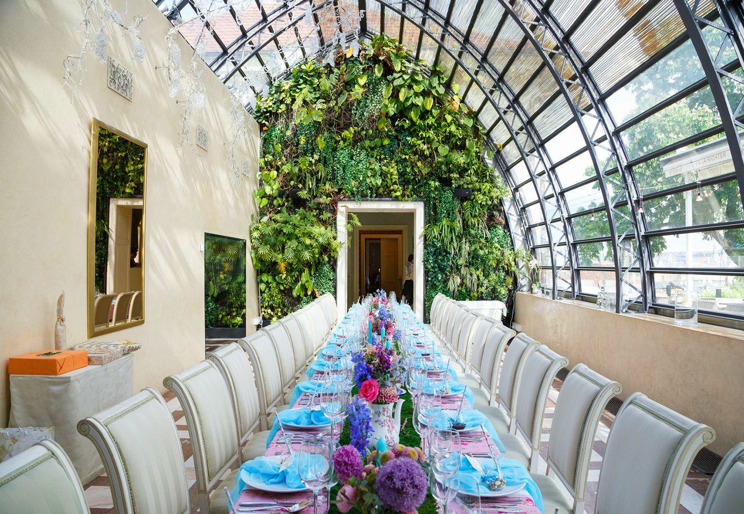свадебный ресторан в Праге
