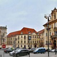 Марианская площадь Праги